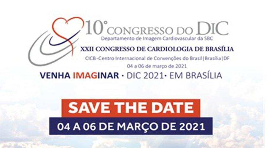Save the date Congresso DIC 2021